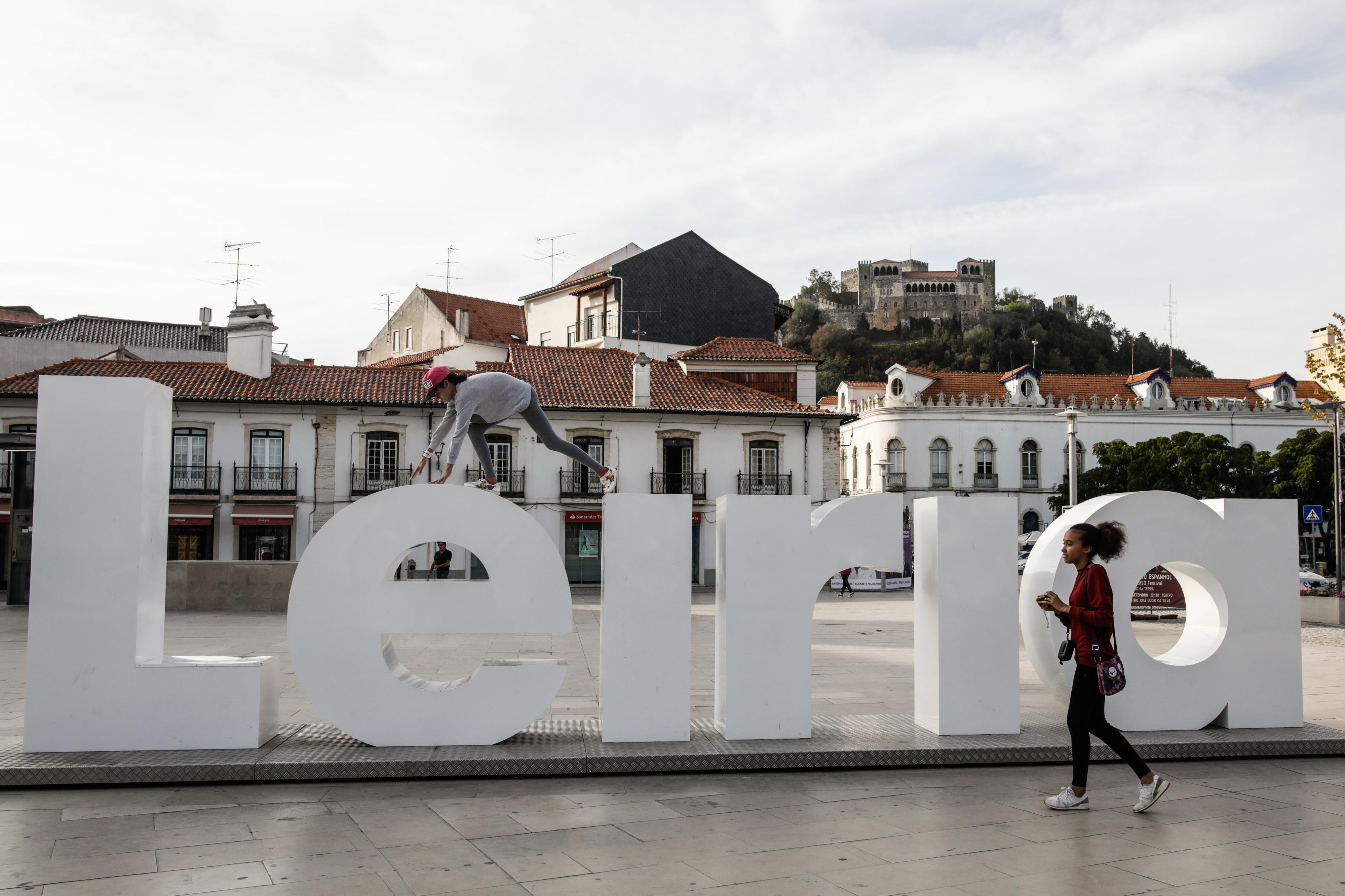 """Dimensão da candidatura de Leiria a Capital da Cultura é """"absolutamente inédita"""""""
