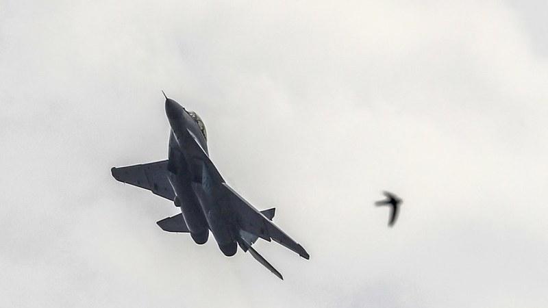 Aviões dos EUA intercetam aparelhos russos na costa do Alasca