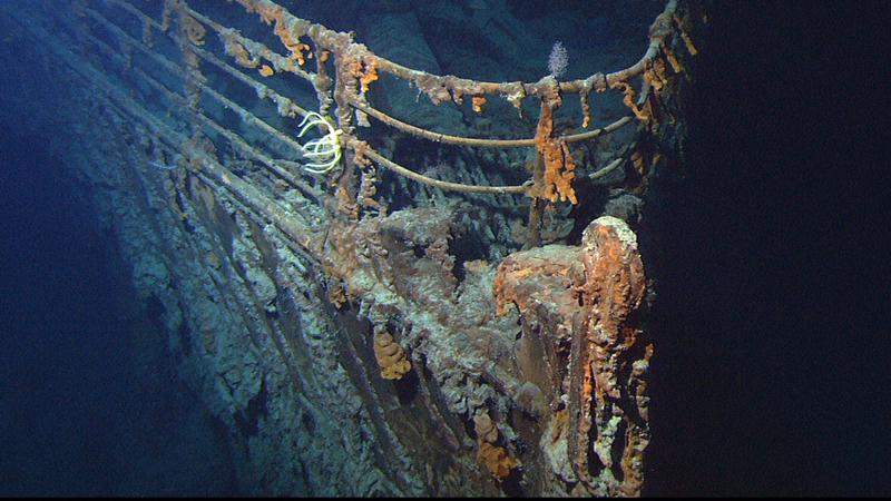 Destroços do Titanic podem ser visitados por interessados já em 2019