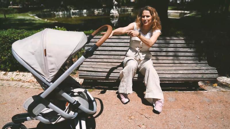 Conheça o carrinho todo-o-terreno para pais aventureiros