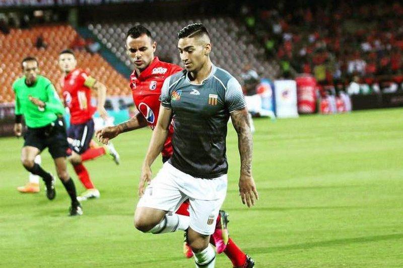 "Arango: ""Posso conseguir grandes coisas no Benfica"""