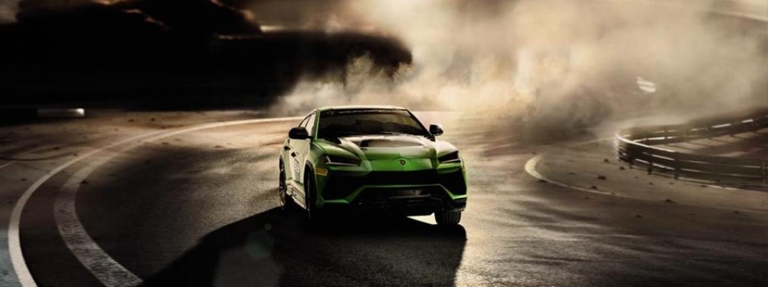Lamborghini mostra Urus ST-X Concept