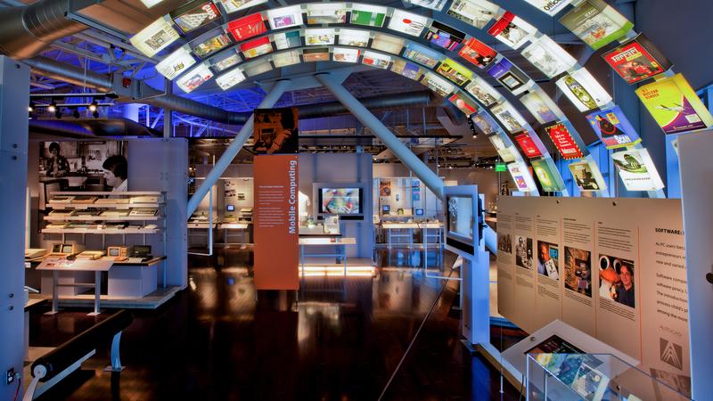 A história da tecnologia está documentada neste museu