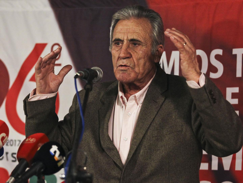 Jerónimo de Sousa acusa União Europeia de arranjar novos pretextos para penalizar Portugal