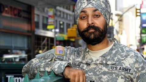 Forças Armadas americanas rendem-se… às barbas