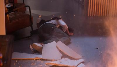 """Pedro Barroso sai de """"Valor da Vida"""": TVI troca de ator depois de cena de incêndio"""
