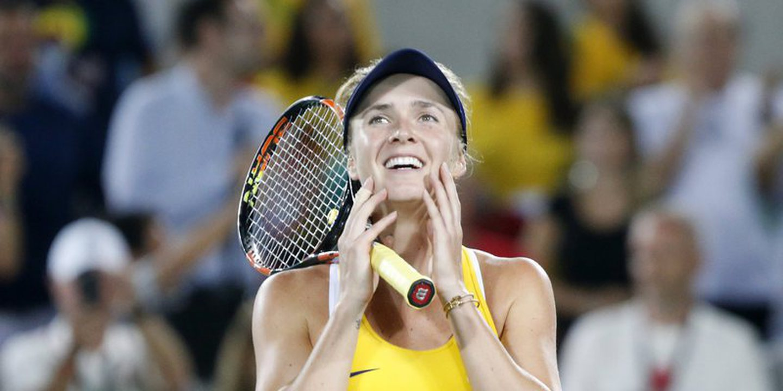 Ucraniana Elina Svitolina elimina compatriota de 15 anos Marta Kostyuk no Open da Austrália