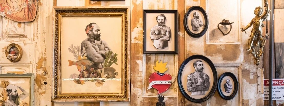 Oficina Marques, em Lisboa: A arte de dar nova vida a objetos aparentemente inúteis