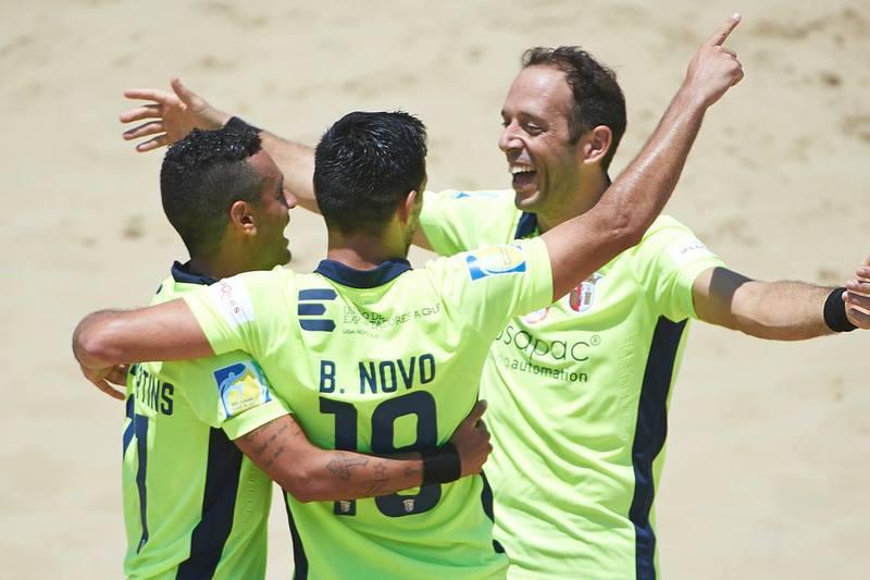 Sporting de Braga nas meias-finais da Euro Winners Cup