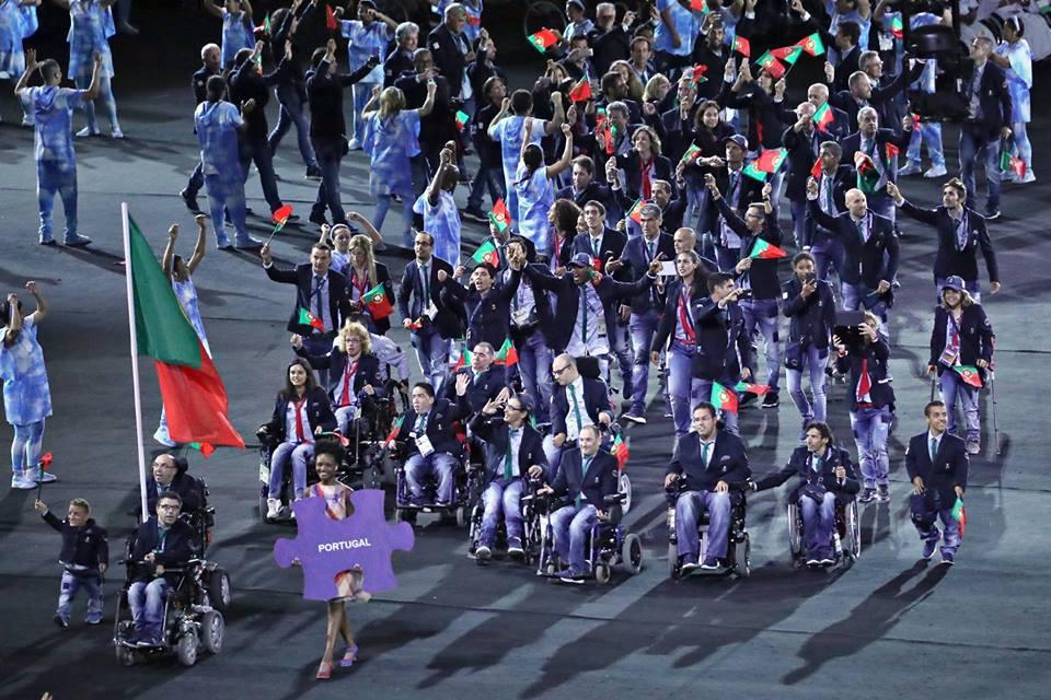 Portugal com uma estreia e três vagas garantidas a um ano dos Paralímpicos