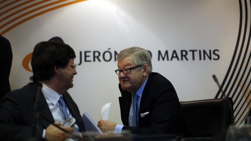 Analistas estimam bons resultados do segundo trimestre para a Jerónimo Martins