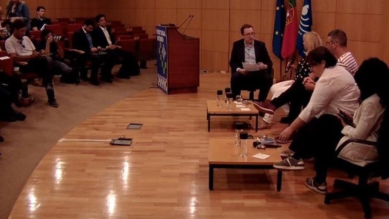 """Assista aqui à primeira conferência do ciclo """"Portugal Inteiro"""""""