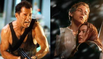 """Congresso dos EUA: """"Die Hard"""" e """"Titanic"""" na lista dos filmes a preservar para o futuro"""
