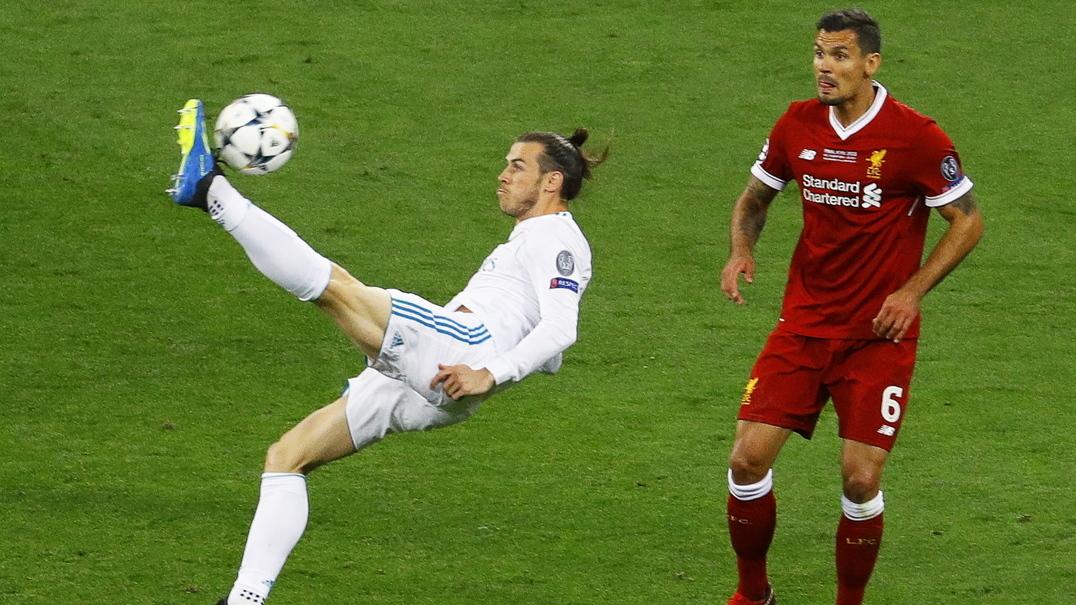 Como o  mundo relatou do Golo de Bale na final da Champions