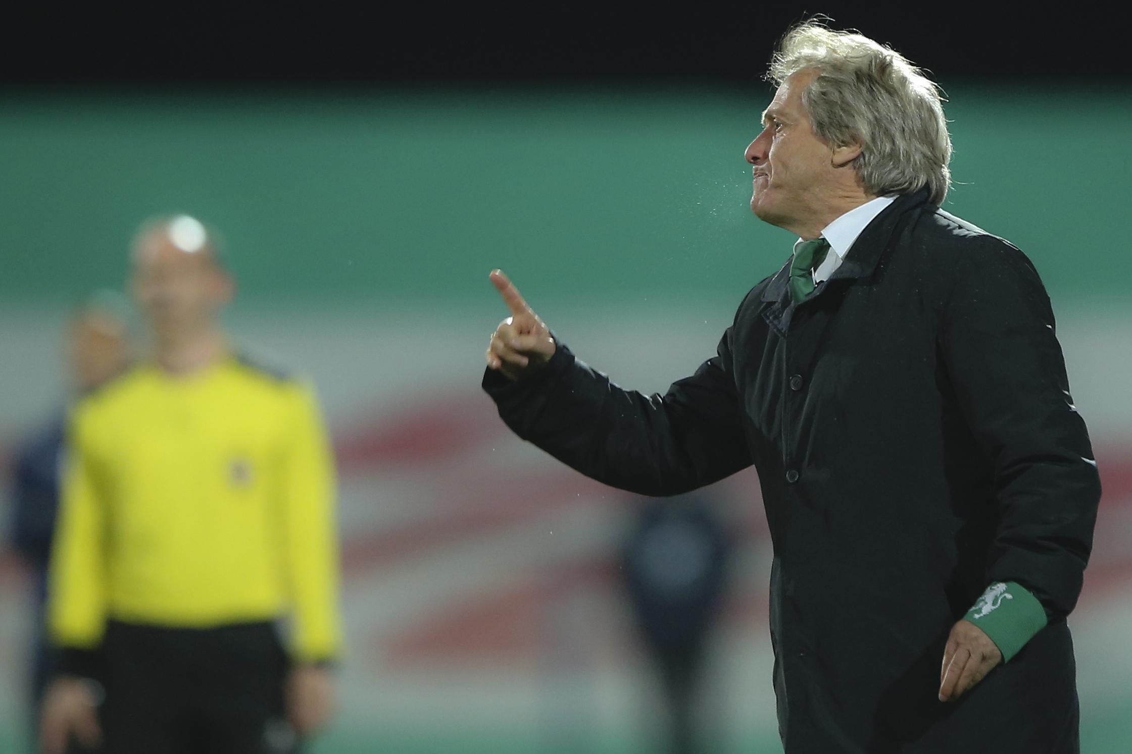 """""""Jorge Jesus teve noção exata do que é ser treinador de futebol"""""""