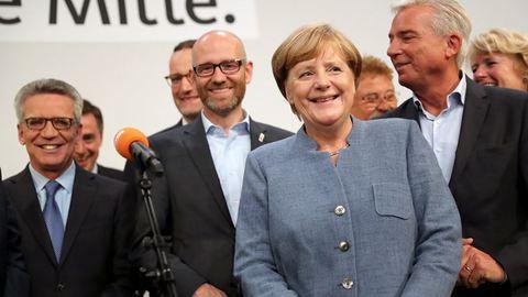 Os três desafios de Merkel