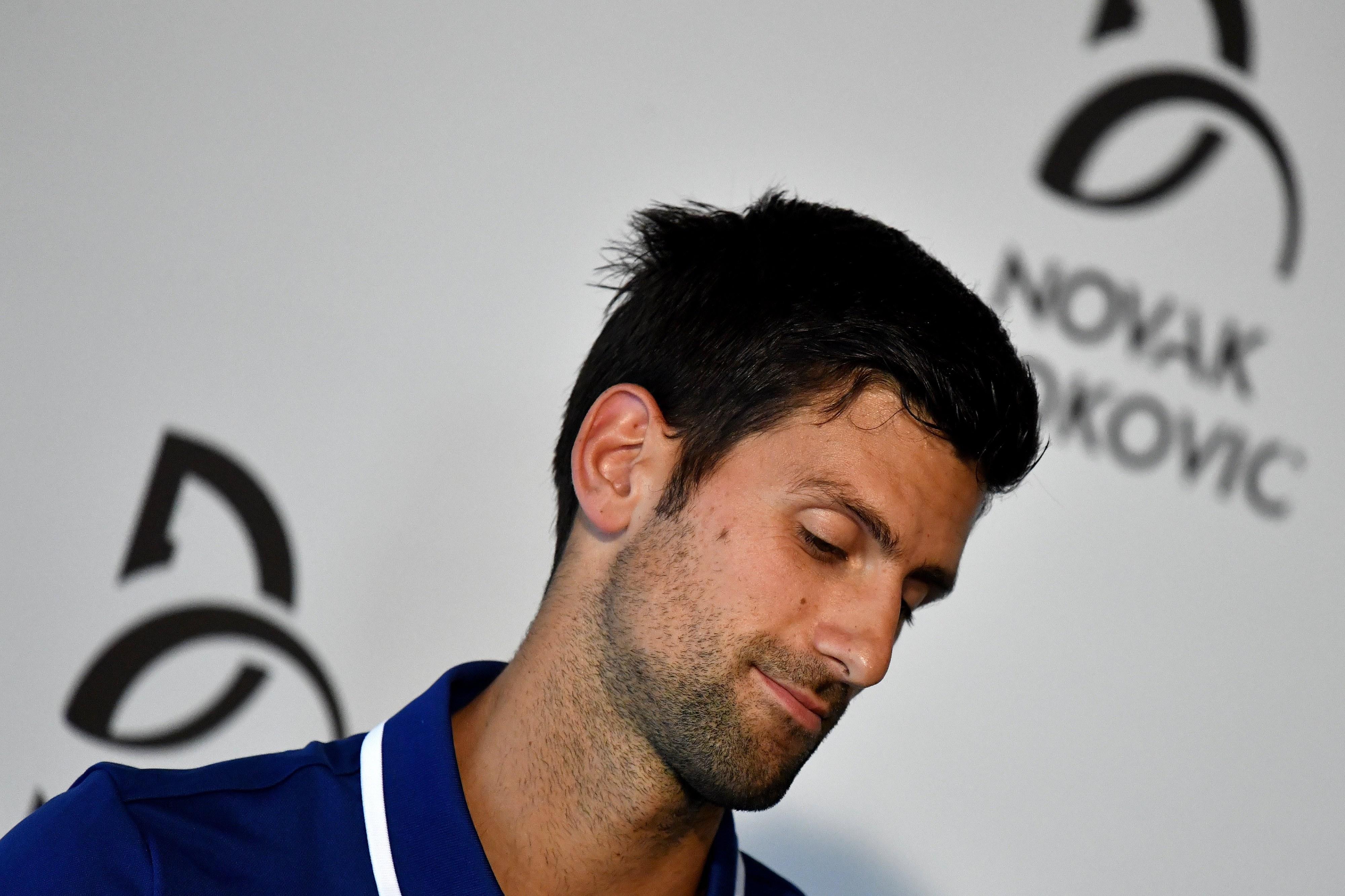 Djokovic eliminado no Masters 1000 de Monte Carlo