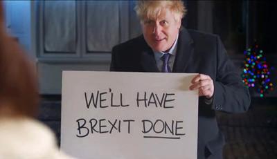 """Boris Johnson irrita Hugh Grant com paródia a """"O Amor Acontece"""""""