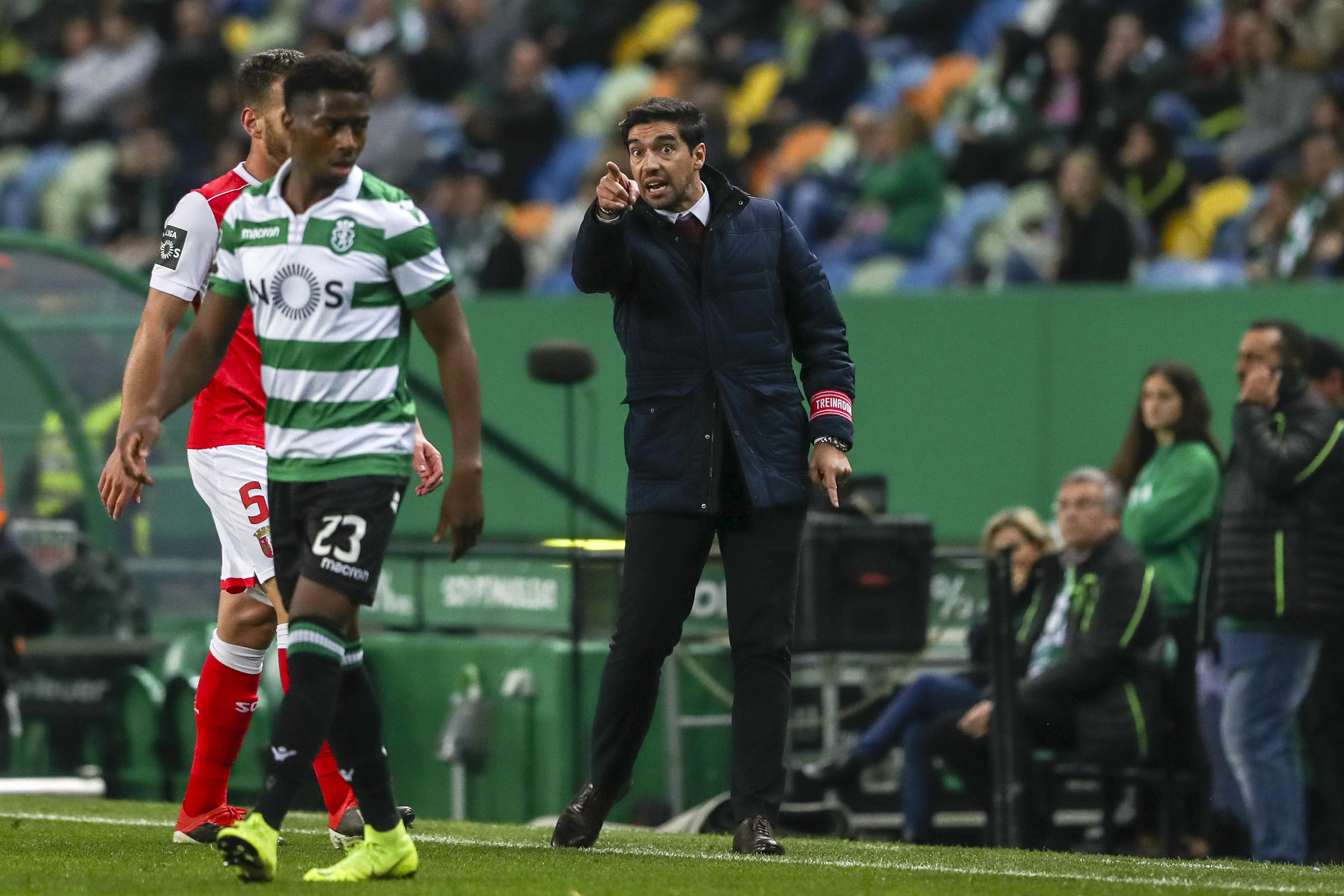"""Abel Ferreira: """"O Sporting foi campeão quantas vezes nos últimos 25 anos?"""""""