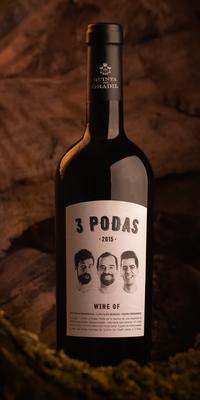 vinho 3 podas