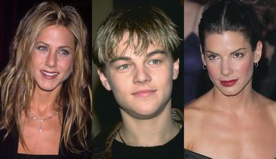 Esqueça os 10 anos... e veja o '20 Year Challenge' dos famosos