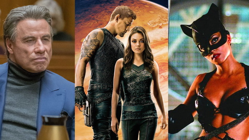 """""""Gotti"""": filme de Travolta junta-se à lista dos piores do século XXI"""