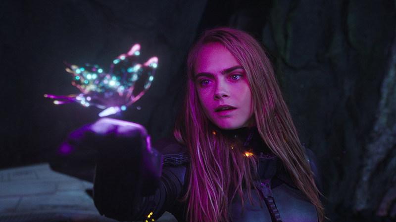 """Novas imagens de """"Valerian"""": Universo fantástico de Luc Besson chega em julho"""