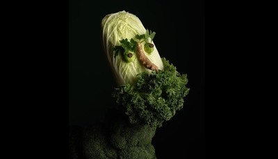Carl, o sueco que fotografa comida como quem brinca com os alimentos