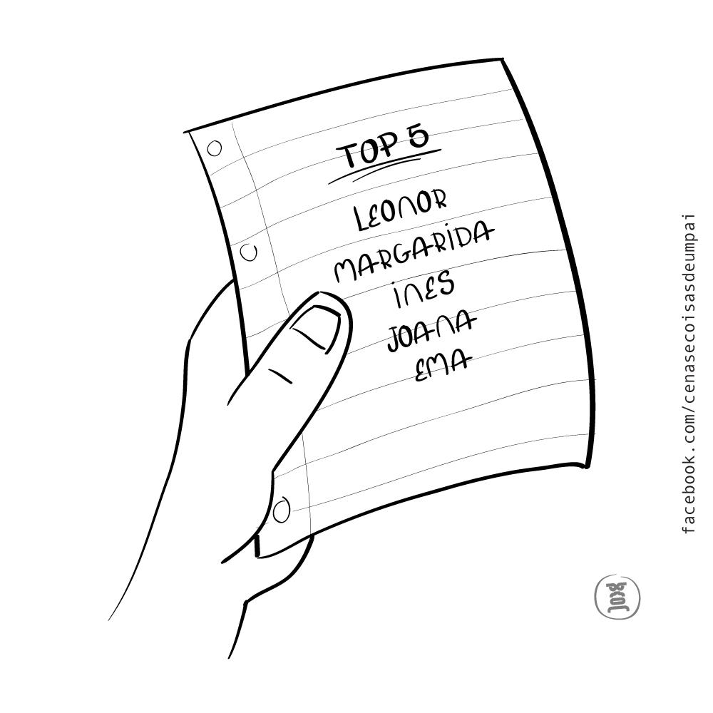 A lista