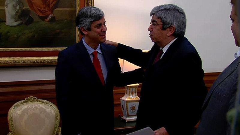 Eleições. Ferro Rodrigues em terceiro lugar e Mário Centeno em quinto na lista de Lisboa do PS