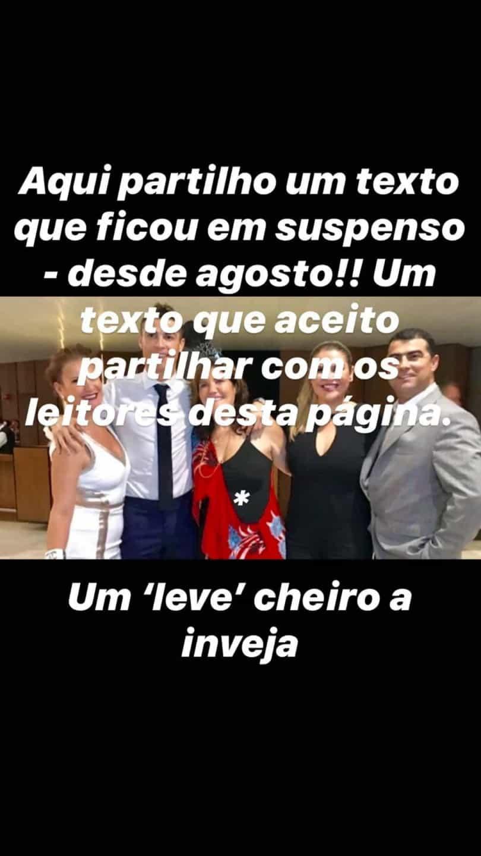 """""""A inveja é isto"""": Katia lembra texto marcante sobre CR7 e a família"""