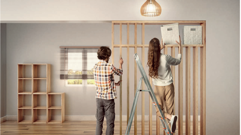 Está a pensar em fazer obras em casa? Faça de forma sustentável