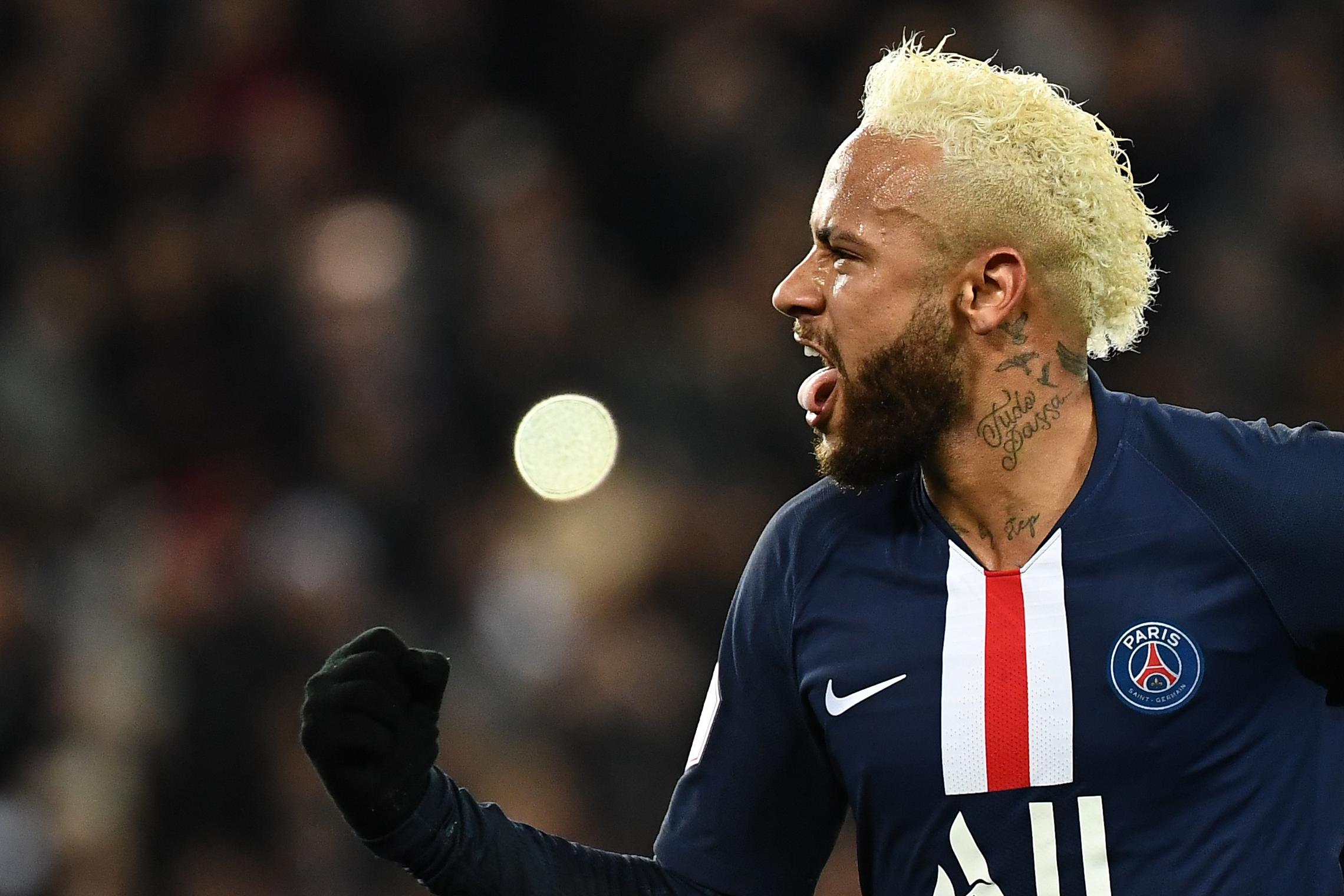 Neymar já não é prioridade para o Barça