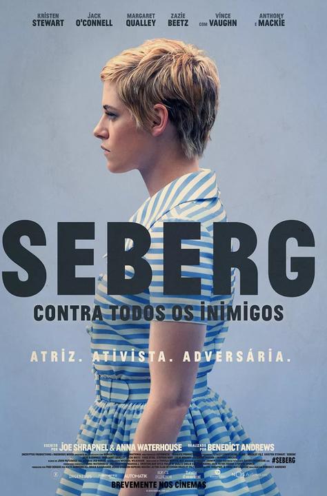 """""""Seberg - Contra Todos os Inimigos"""": ganhe convites para as antestreias"""