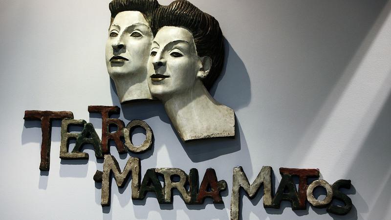 Teatro Maria Matos em Lisboa celebra hoje 50 anos mas está de portas fechadas