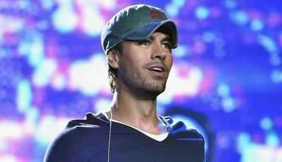 Enrique Iglesias vai doar 7% das receitas do concerto em Portugal ao IPO
