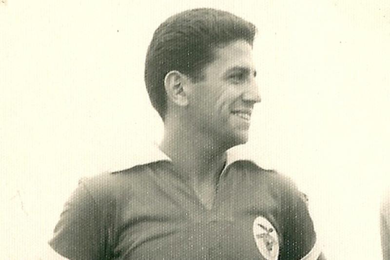 Recorde a entrevista do primeiro jogador a marcar no Estádio da Luz