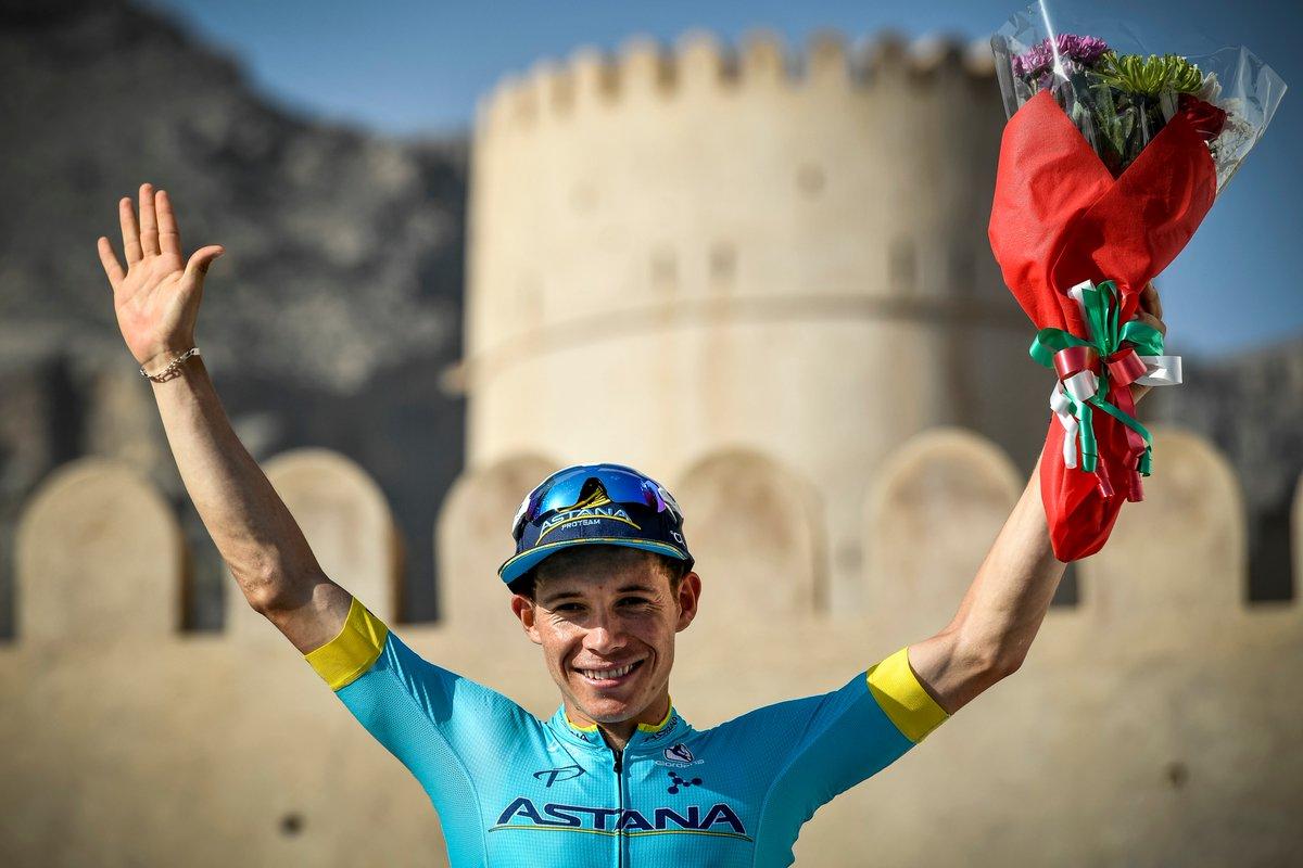 Miguel Ángel López vence Volta à Colômbia em bicicleta