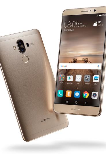 Quem quer ganhar um Huawei Mate 9?