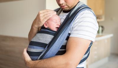 Pai e bebé: como estreitar a relação