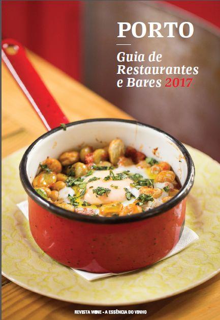 """Mais de 350 sugestões em novo """"Porto – Guia de Restaurantes e Bares"""""""
