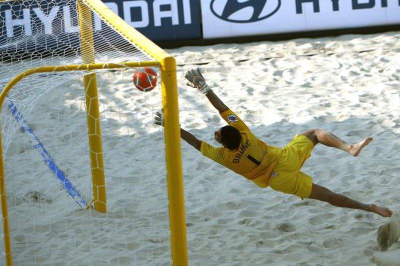 Cabo Verde divulga lista de convocados para o Sal Beach Soccer