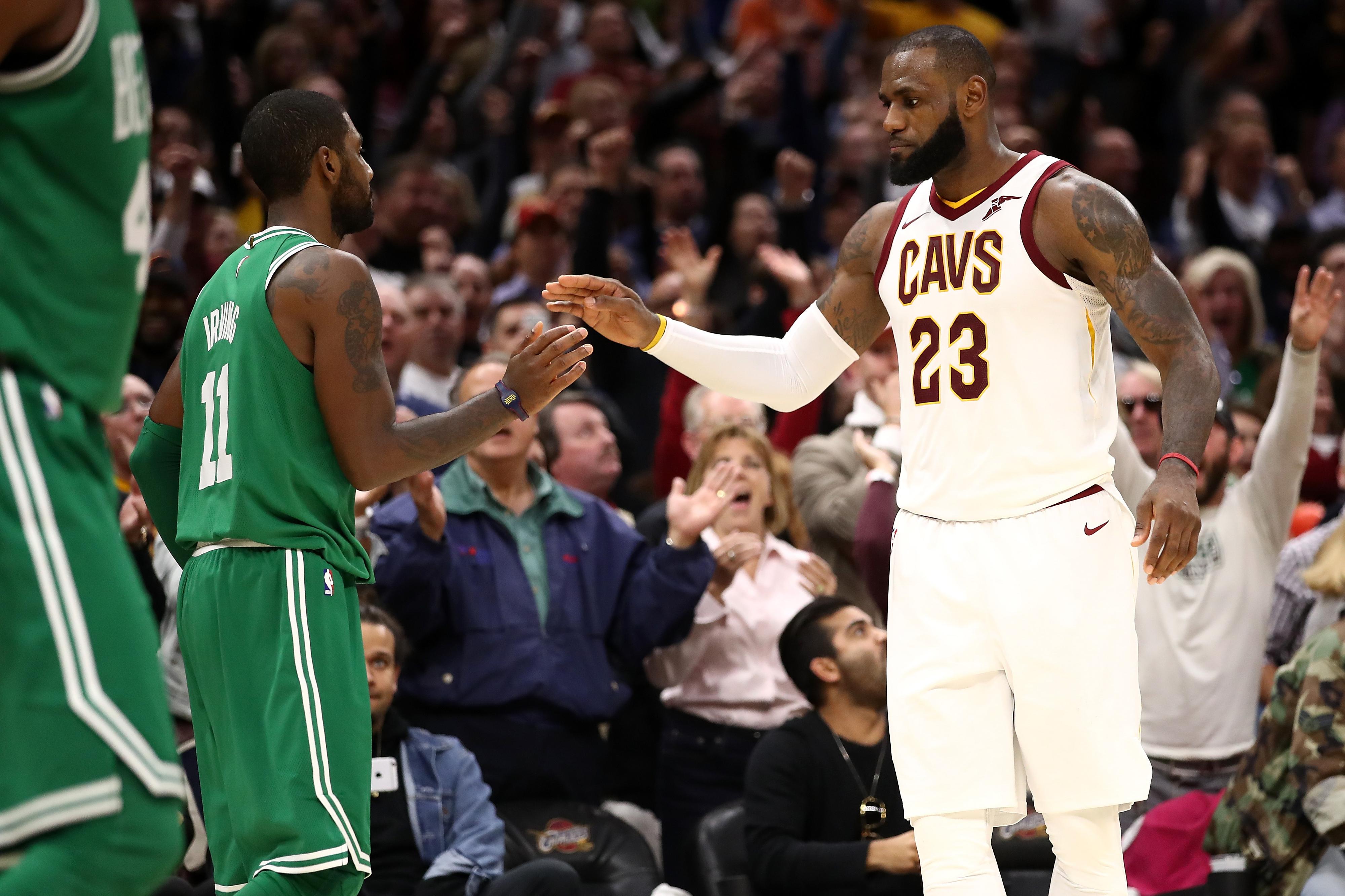 Vamos lá meter ordem na NBA