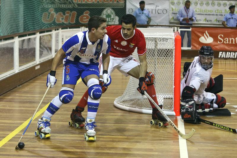 Hóquei em patins: Telmo Pinto renova com o FC Porto até 2019