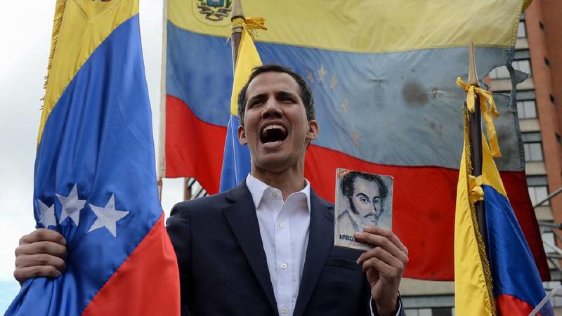 Venezuela: Juan Guaidó convoca protesto nacional para 16 de novembro