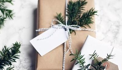 Os embrulhos mais originais para os seus presentes de Natal