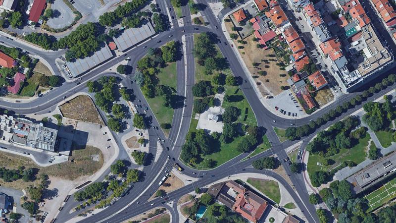 Lisboa: ligação entre a Avenida Calouste Gulbenkian e a Avenida dos Combatentes encerrada a partir de amanhã