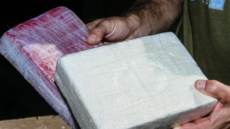 Operação Glória: PJ interceta veleiro com 1.820 quilos de cocaína