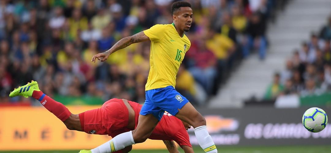 Brasil, com Militão e Alex Telles, desilude e empata com o Panamá