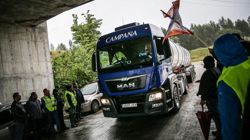 Greve de motoristas: sindicatos e patrões já estão reunidos, com Antram disponível para aumento de 300 euros em 2020
